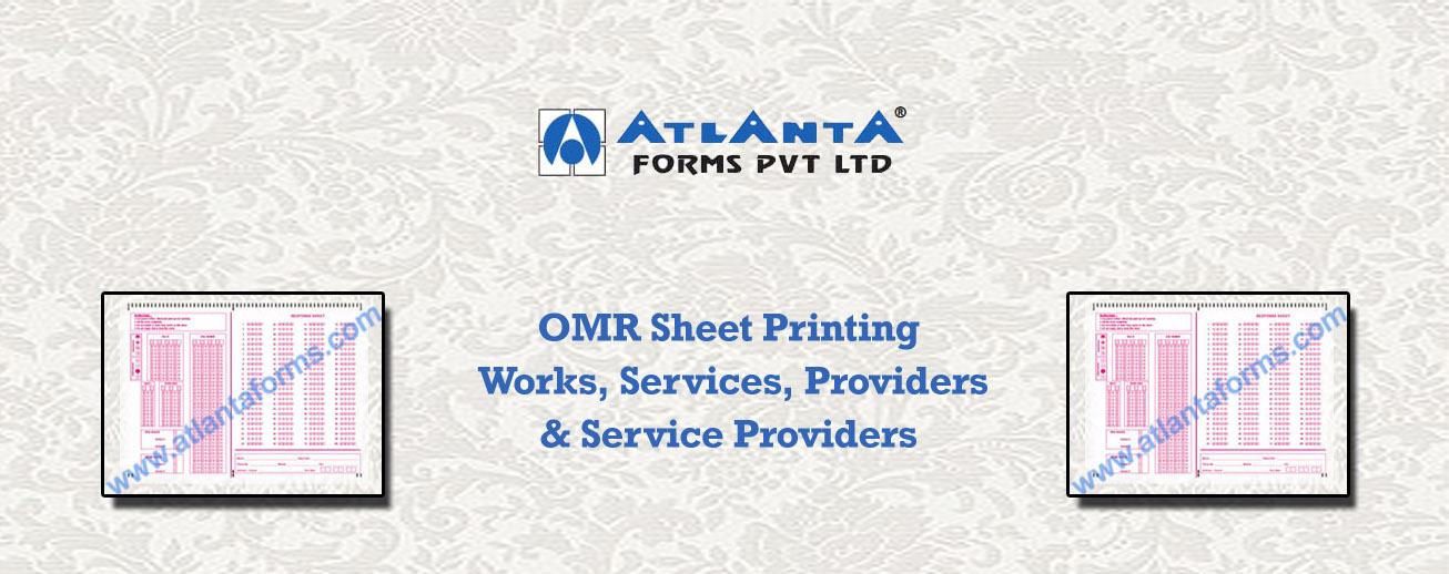 OMR Sheet Printing